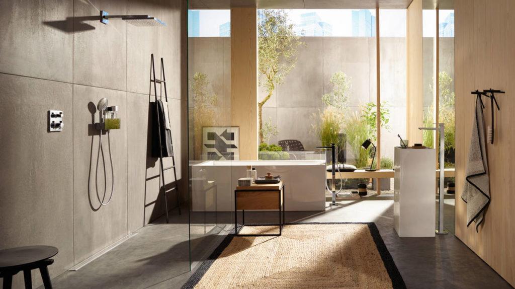 raindance-select-460_modern-mediterranean-bathroom_ambiance_16x9